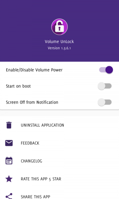 volume unlock apk